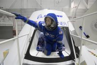 Boeing's first crewed space flight may be more than just a test