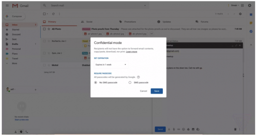 Google Plans Gmail Redesign: Reports