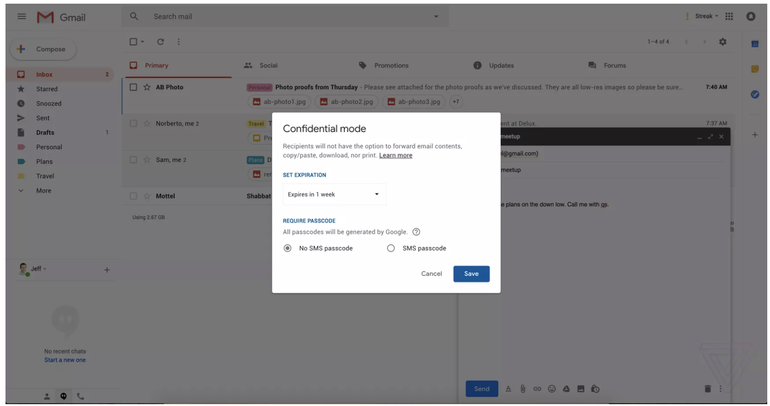 Google Plans Gmail Redesign: Reports | DeviceDaily.com