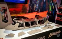 Hasbro got 5,000 pre-orders to build a massive replica of Jabba's barge