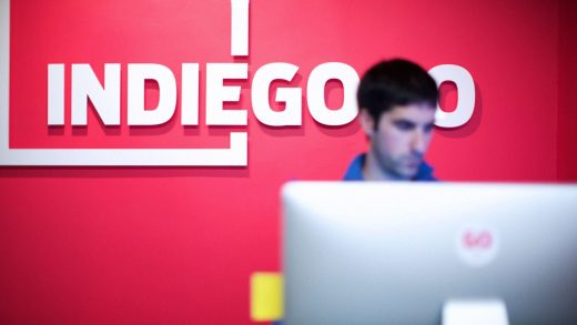 Indiegogo Says It's Raised Close To $1.5 Billion For Projects, May Turn A Profit Next Year