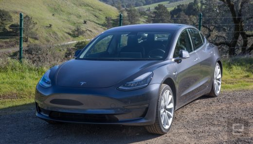 Tesla hopes to deliver all-wheel drive Model 3 in July ...