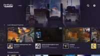 Twitch app for PS4 gets a much-needed interface makeover