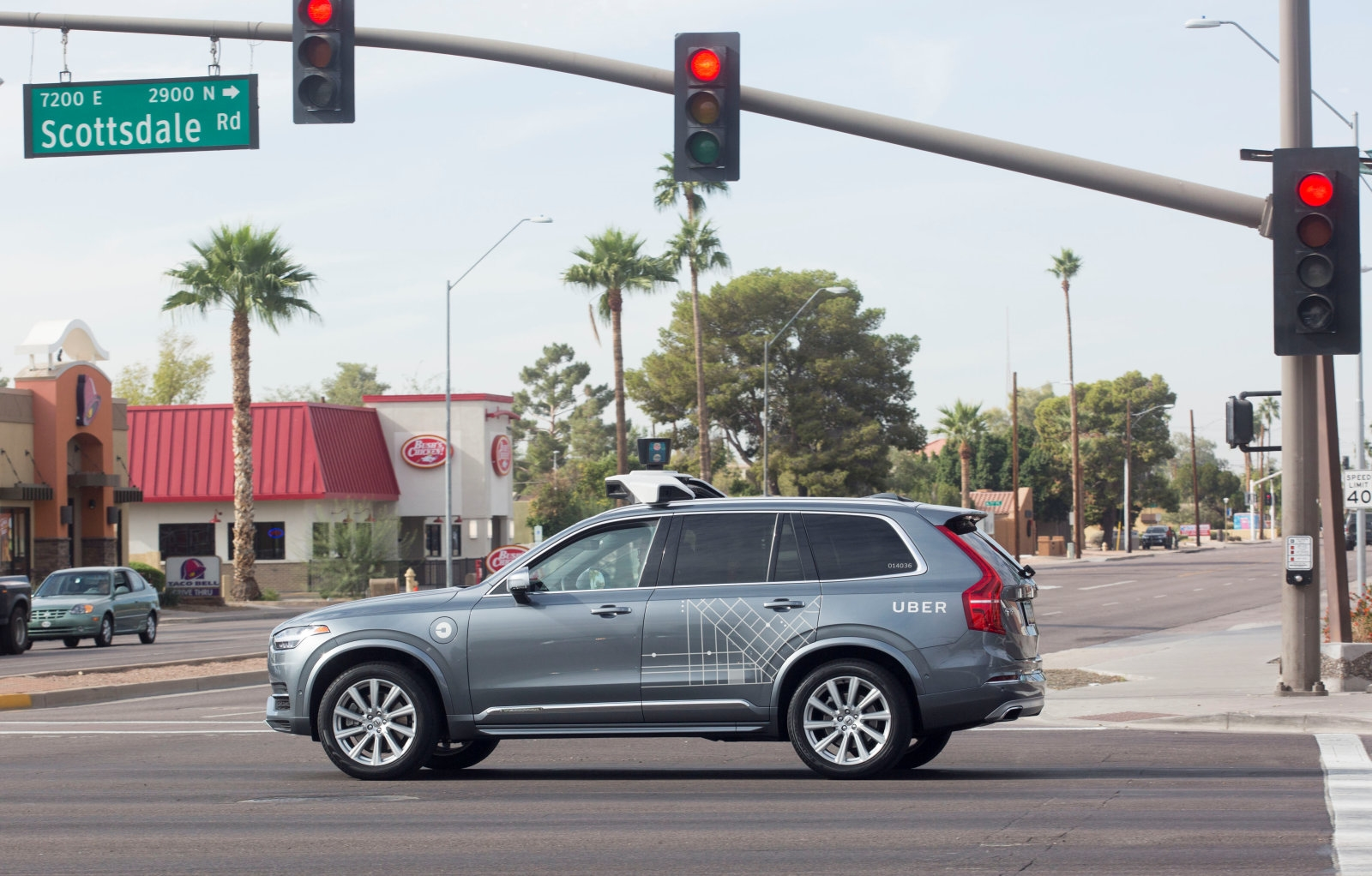 Uber settles with family of pedestrian hit by its self-driving SUV | DeviceDaily.com