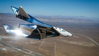 Virgin Galactic is one giant leap closer to launching rich people into space