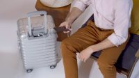 Watch out Rimowa! Luggage competitor Away is making aluminum cases