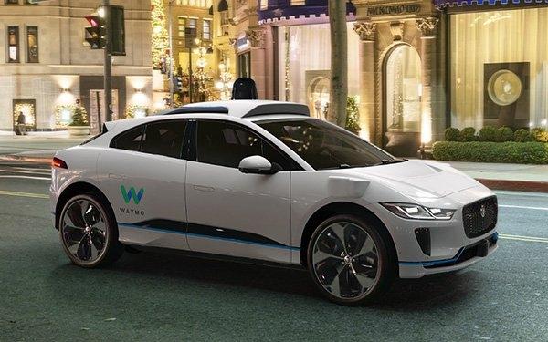 Waymo Buying Up To 20,000 Jaguar SUVs For Driverless Fleet | DeviceDaily.com