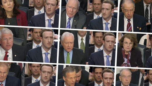 Zuckerberg Just Proved Once Again That Congress Doesn't Understand The Internet