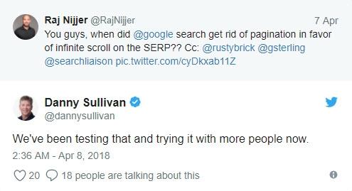 Google More Search Results Danny Sullivan | DeviceDaily.com