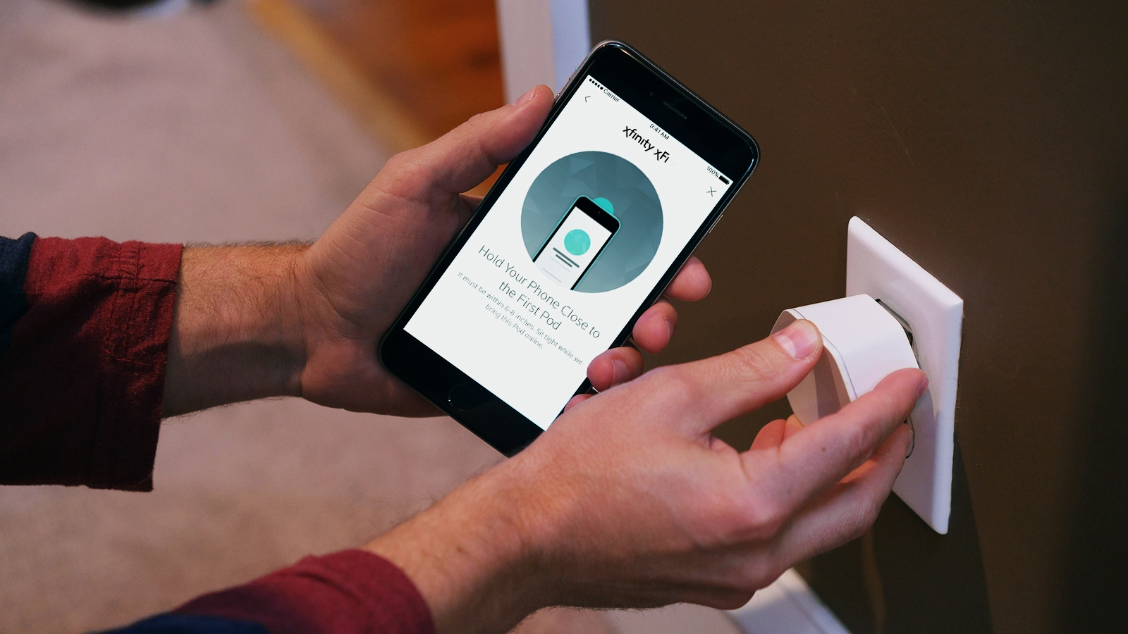 Comcast is now selling mesh WiFi 'pods' to its internet customers | DeviceDaily.com