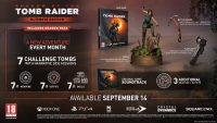 'Shadow of the Tomb Raider' expansions include a co-op mode
