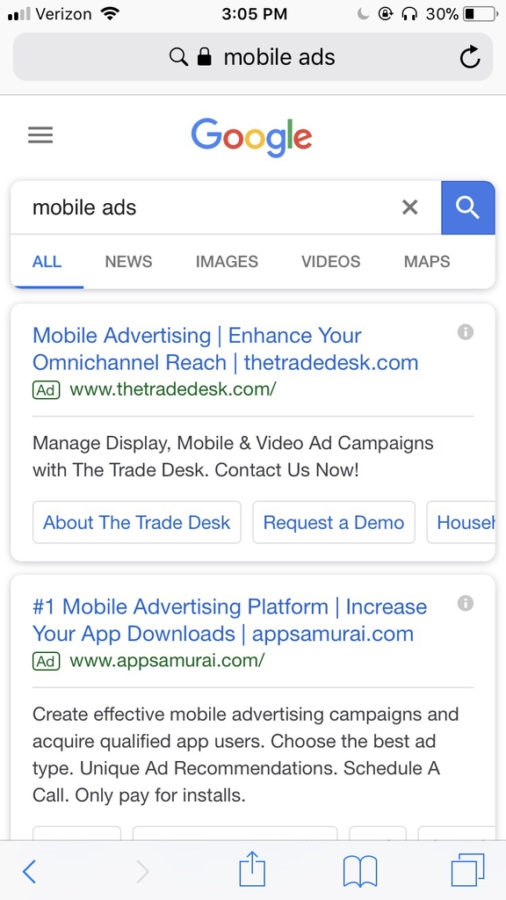 Google More Search Results Mobile | DeviceDaily.com