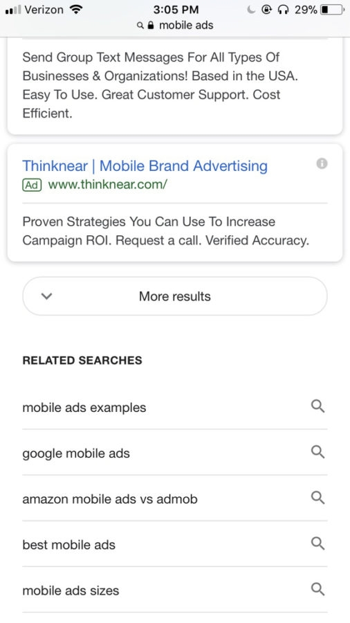 """Google's """"More Results"""" Test Could Spell Drastic Change in Paid Search"""