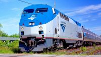 "Amtrak is swapping dining cars on some trains for ""airplane food"""