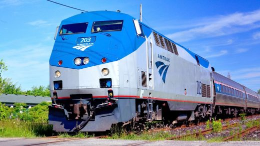 """Amtrak is swapping dining cars on some trains for """"airplane food"""""""
