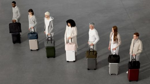 As luggage startups drop like flies, Away beefs up with 249 jobs