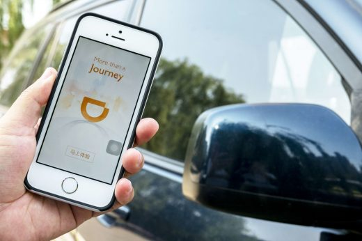 Didi Chuxing receives permit to test self-driving cars in California