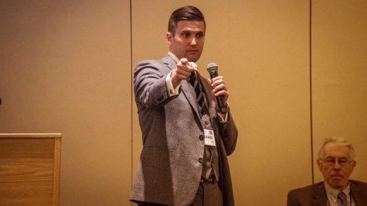 GoDaddy to alt-right leader Richard Spencer: Find an alt web host
