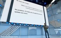 Google Assistant Makes A Phone Call, Books An Appointment Speaking To A Human