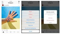 Instagram's mute button is fine. Here's what would be better