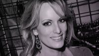 "Stormy Daniels sues Trump over ""con job"" tweet about forensic sketch"