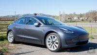 Tesla says Model 3 panel quality is now on par with German rivals