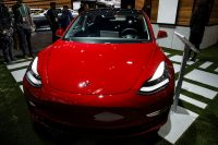 Tesla starts delivering Model 3 cars outside the US