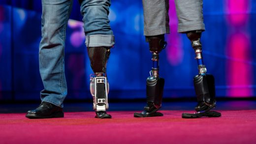 This New Prosthetic Limb Transmits Sensations Directly To The Nervous System