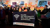 Today's net neutrality Senate victory was symbolic. Maybe now the real fight can resume