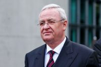 US charges Ex-VW CEO with fraud over Dieselgate scandal