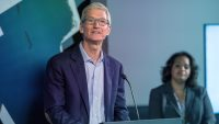 WATCH: Tim Cook talks data privacy, gun control, Steve Jobs in Duke commencement address