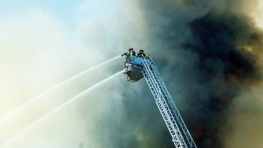 What firefighters can teach us about how our brains handle stress