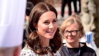 When does Kate Middleton have to go back to work?