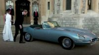 Why the electric Jaguar at the royal wedding was a symbolic step forward