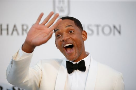 Will Smith's Grand Canyon bungee jump airs on YouTube September 25th