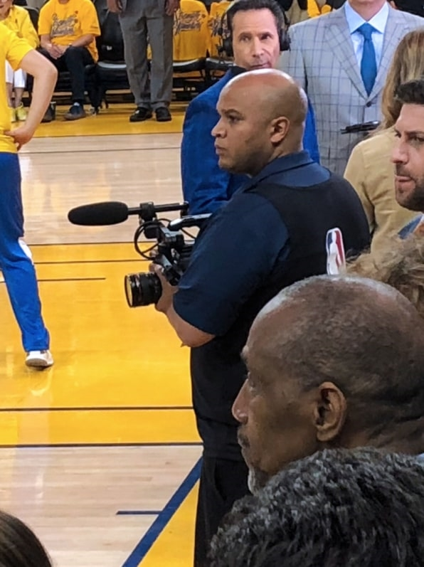 How the NBA and Snapchat bring you Steph Curry up close and personal | DeviceDaily.com