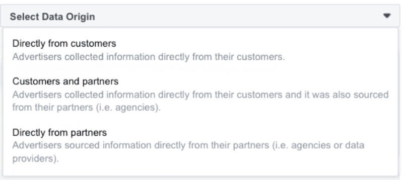 Facebook updates Custom Audience list requirements to create more ad transparency | DeviceDaily.com