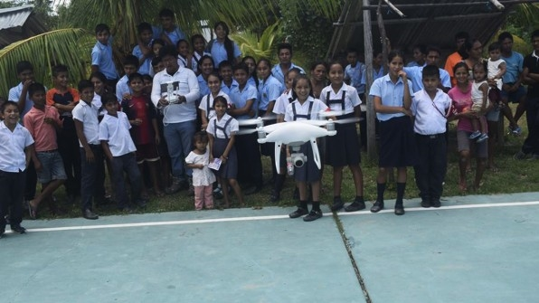 Indigenous people in the Amazon are using drones to save their land | DeviceDaily.com
