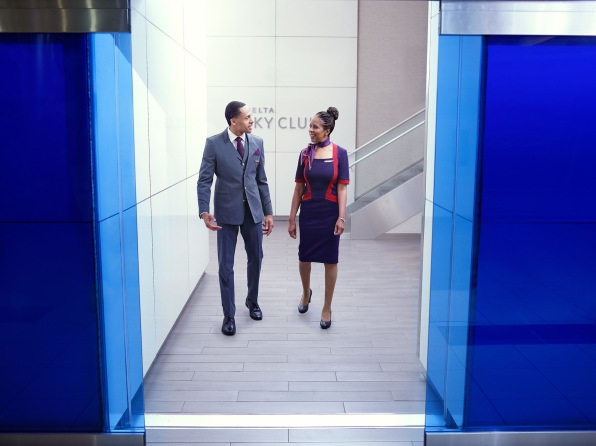 Zac Posen's new Delta uniforms are the ultimate high-performance outfits   DeviceDaily.com