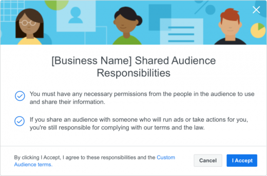 Facebook updates Custom Audience list requirements to create more ad transparency