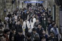 Beijing subways may soon get facial recognition and hand scanners