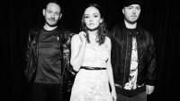 "Chatting with Chvrches about creativity: ""Don't pussyfoot around"""