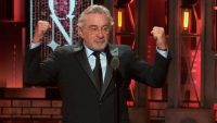 "De Niro's ""F**k Trump"" gives Trump supporters what they want"