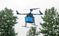Food delivery drones take flight in China