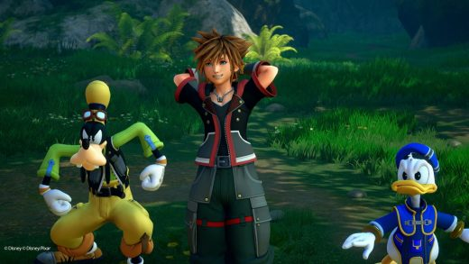 'Kingdom Hearts III' will land on PS4 and Xbox One in 2019