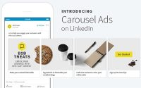 LinkedIn Introduces Carousel Ads For Sponsored Content