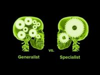 Marketers Of The Future: Specialists Vs. Generalists
