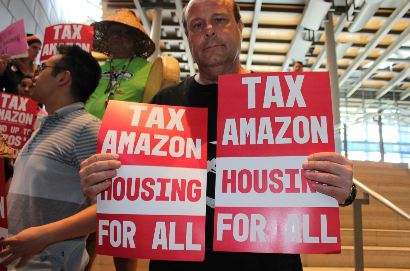 Seattle quickly repeals 'head tax' that Amazon opposed   DeviceDaily.com