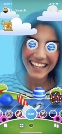 Snapchat brings AR Lenses to its self-serve ad tool, launches Sponsored Snappables & builds on its e-commerce efforts