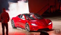 Tesla Roadster's 'Augmented Mode' will boost your driving ability